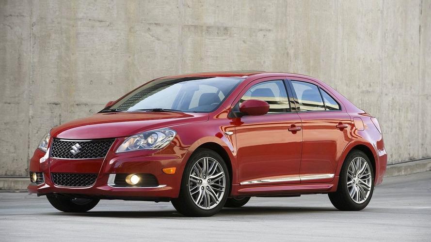 Suzuki Kizashi and Grand Vitara production terminated