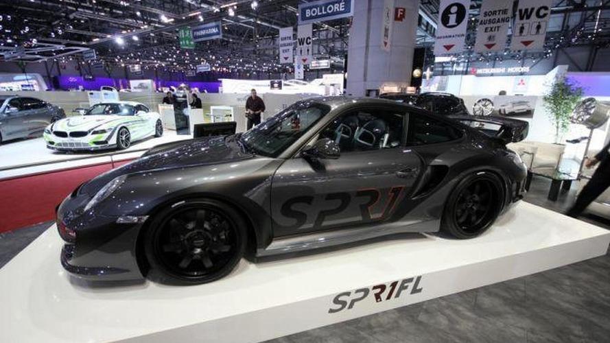 Sportec SPR1 FL upgraded in Geneva