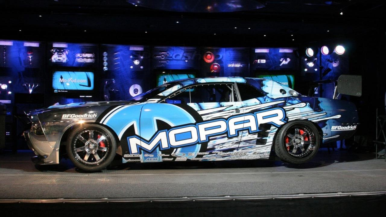 Dodge Challenger Formula Drift Car