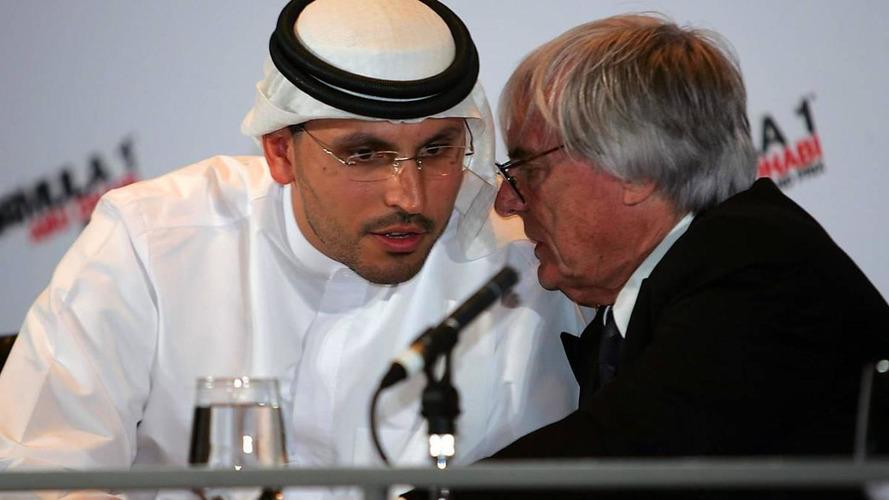 Ecclestone hints at Abu Dhabi calendar tweak for 2011