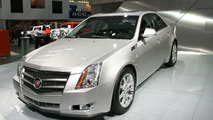 All-New 2008 Cadillac CTS