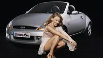 Ford Streetka & Kylie Minogue