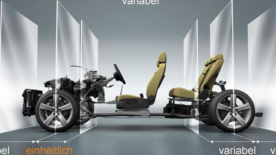 VW outlines the MQB platform & new engine families