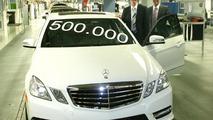500,000th Mercedes-Benz E-Class 27.03.2012