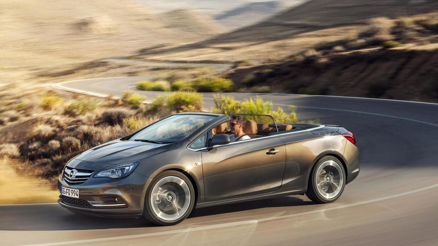 US-spec Buick Envision & Cascada convertible to debut in Detroit