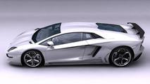 Lamborghini Aventador by Prindiville Design