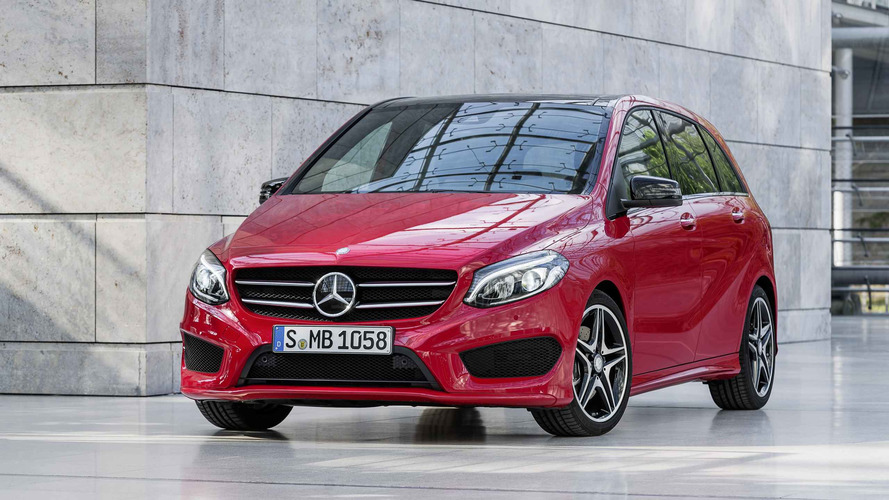 2017 Mercedes Benz B-Class Review