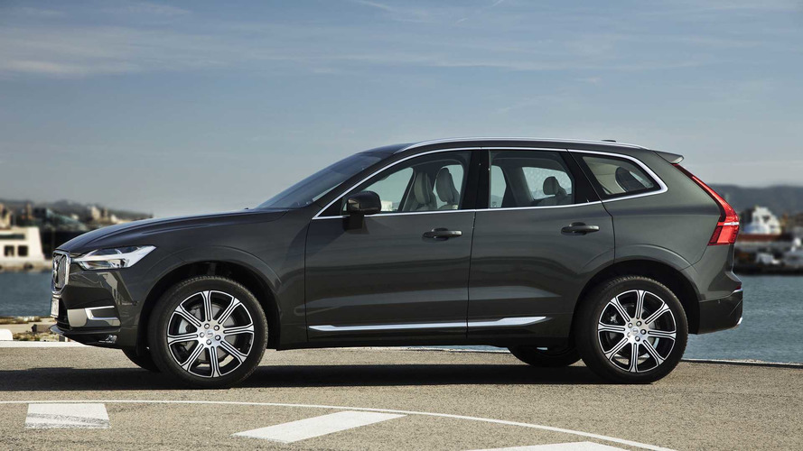 2018 Volvo Xc60 First Drive Photo Gallery