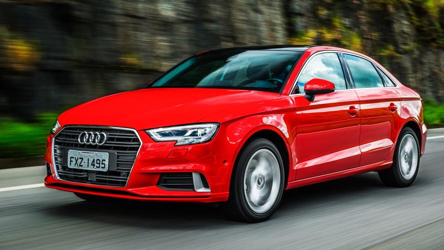 Audi oferece A3, Q3 e Q5 com condições especiais de financiamento