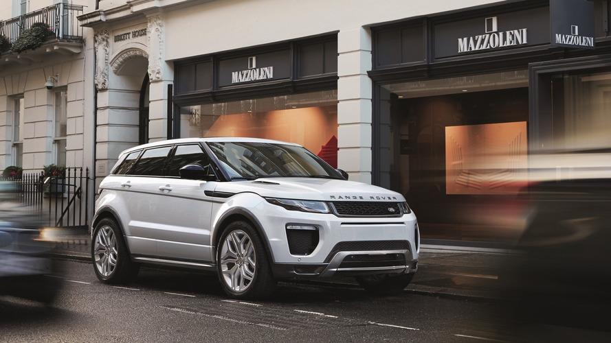 Yeni Range Rover Evoque hibrit olacak