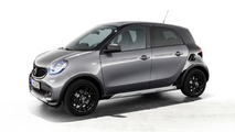 Smart ForTwo Cabrio Brabus Edition #2 ve ForFour Crosstown Edition