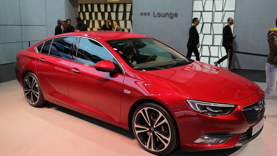 Genève 2017 - La nouvelle Opel Insignia en première mondiale