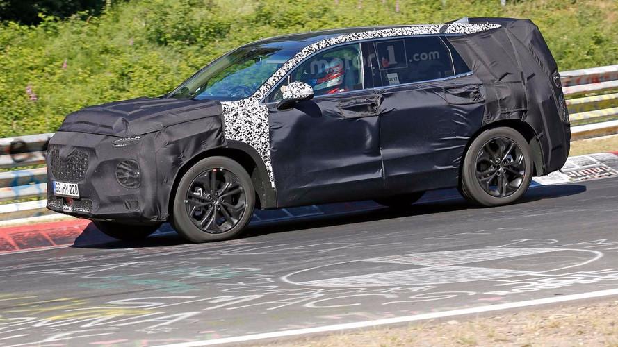 Yeni nesil Hyundai Santa Fe 2018'in başlarında tanıtılabilir