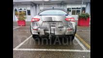 Maserati Levante, foto spia