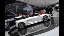 Audi R8 Spider al Salone di Francoforte 2009