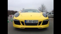 Porsche 911 Carrera S e Cayman S guidate al Nurburgring