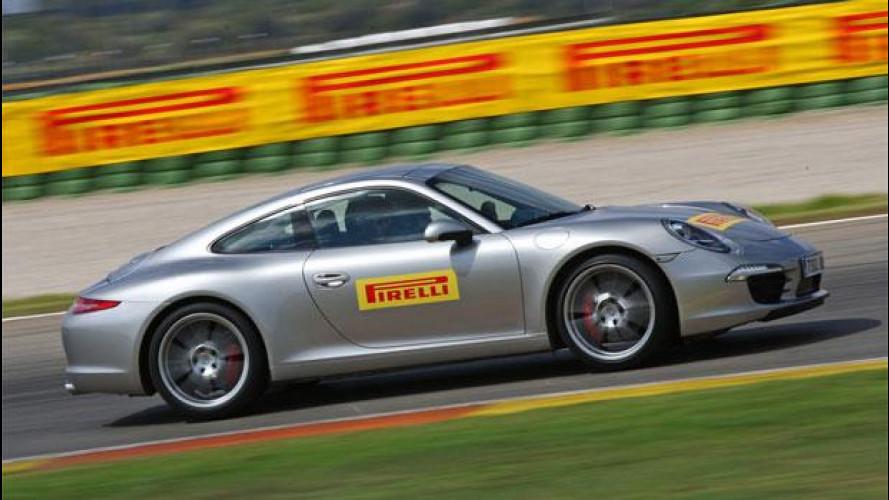 Pirelli è il miglior fornitore di Porsche