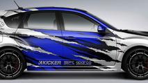2012 Subaru Impreza WRX STI SPT KICKER - 1.11.2011