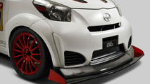 Scion iQ Evasive for SEMA 28.10.2011