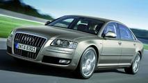 Audi A8 Minor Facelift