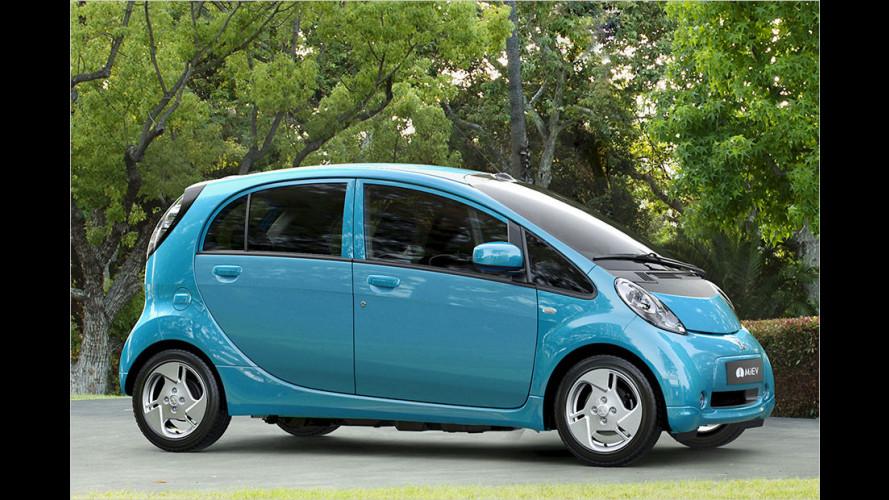 Elektroflitzer nun günstiger als VW e-Up