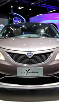 2016 Lancia Ypsilon facelift
