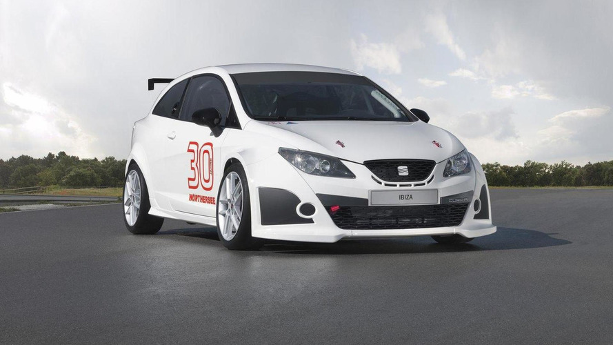 Seat Ibiza SC Trophy revealed in Wörthersee - homologated for new race series