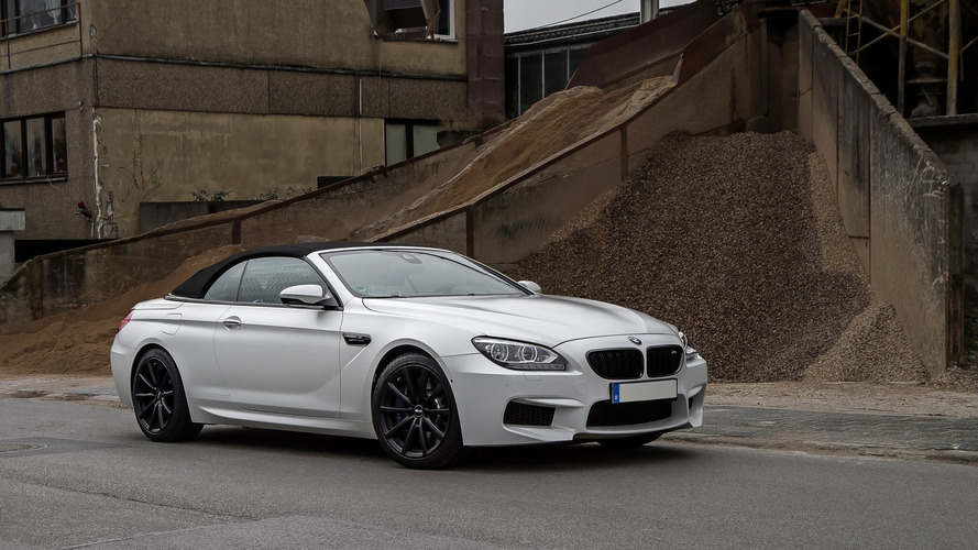 BMW M6 Convertible gets tuned to 766 hp