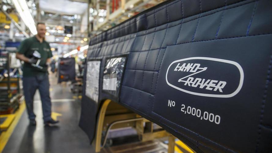 Land Rover produira-t-il un jour des berlines ?