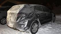 2016 Kia cee'd facelift spy photo