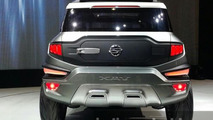 Sssangyong XAV concept at 2015 Seoul Motor Show