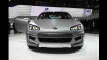 Subaru Cross Design Concept é perua aventureira baseada no esportivo BRZ