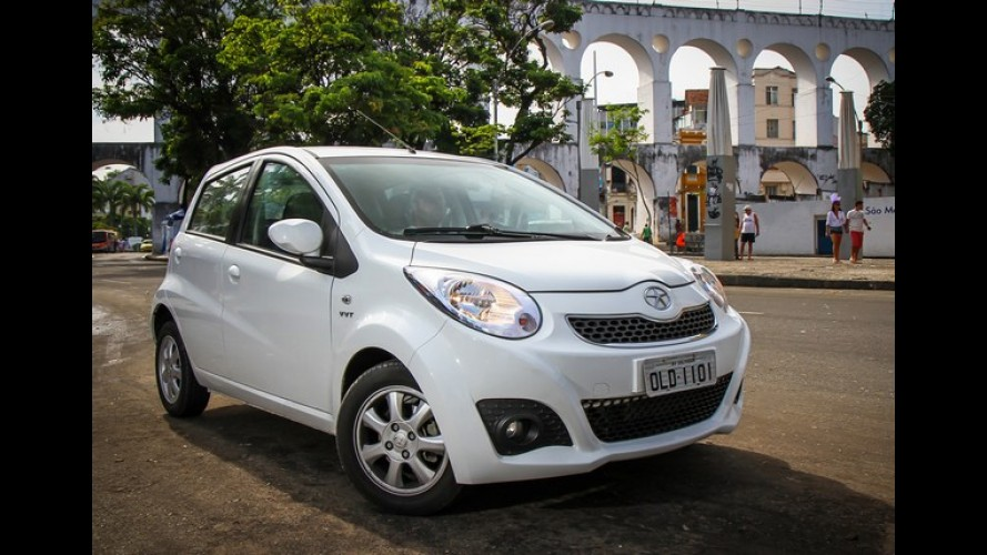 JAC Motors vai sortear J2 para comemorar dois anos de Brasil
