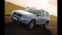 Toyota cresce 7% e também bate recorde de vendas no Brasil em 2010