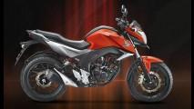 Honda lança nova Hornet: uma street com motor de... 160 cc