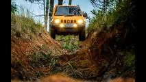 Avaliação: agora fabricado no Brasil, Suzuki Jimny mostra valentia na trilha