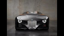 BMW 328 Hommage Concept 2011: um roadster moderno inspirado no passado