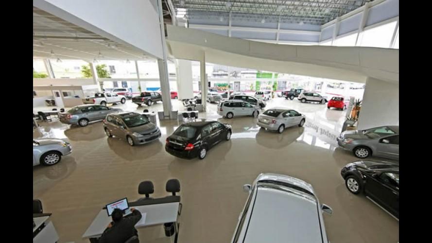 Brasil, julho: Mercado registra leve crescimento e cai participação de modelos 1.0