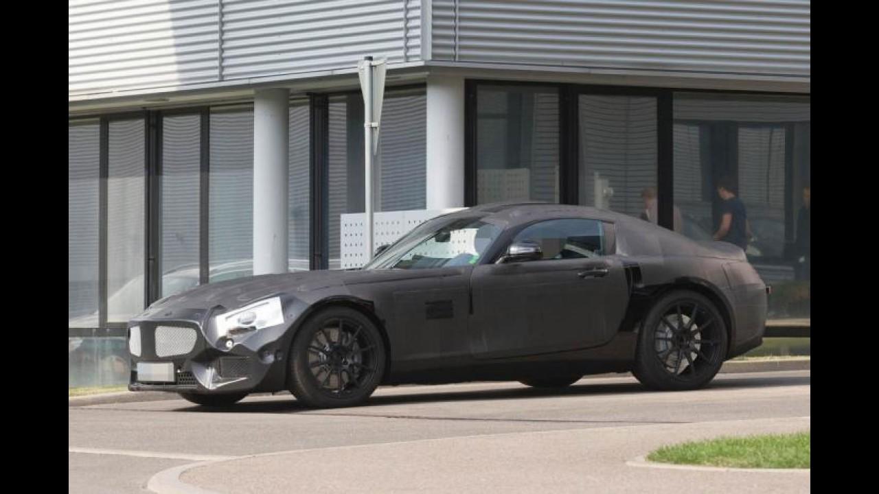 Confira todas as informações sobre o Mercedes SLC, rival do Porsche 911