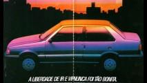Carros para sempre: Fiat Prêmio antecipava segmento de sedãs compactos com espaço de sobra