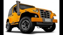 Salão do Automóvel: Troller T4 ganha série especial Expedition