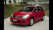 Nissan Tiida Sedan sai de linha este mês no México - Sentra e Tiida ficam mais caros