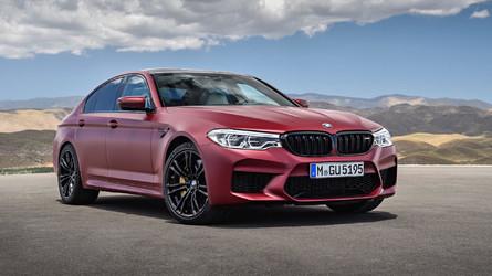 BMW M5 600 beygir gücüyle tanıtıldı