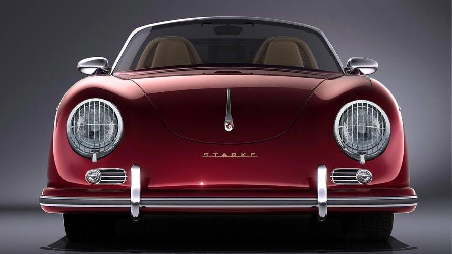 Transformez votre Porsche Boxster en 356 Speedster !