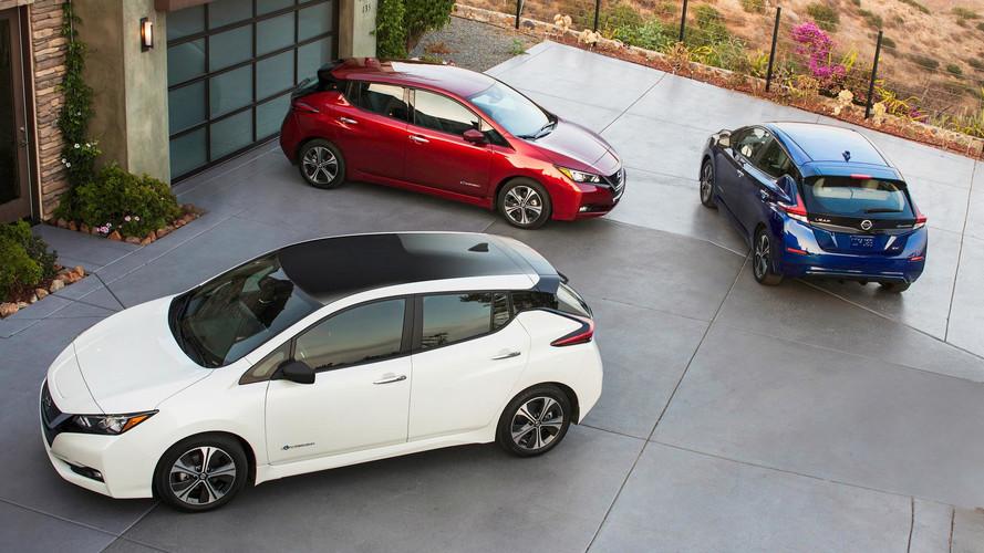 Nissan ne compte pas laisser VW prendre le pas sur l'électrique