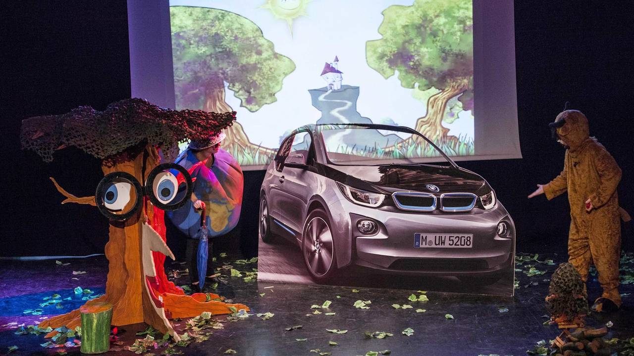BMW i3 2018, en El Invisible Nikolaus