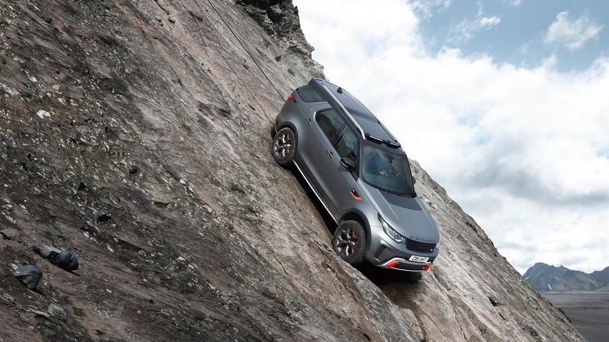 Land Rover, Defender SVX'in birkaç yıl içinde gelebileceğini ima etti