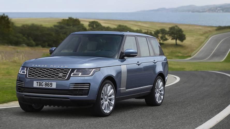 Range Rover gets hybrid power for 2018