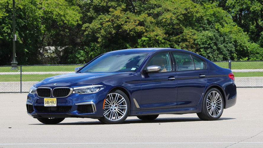 2018 BMW M550i Review: M5 Says What?