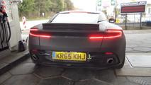 Aston Martin DB11 S screenshot from spy video